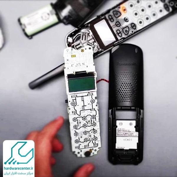 تعمیر آبخوردگی تلفن