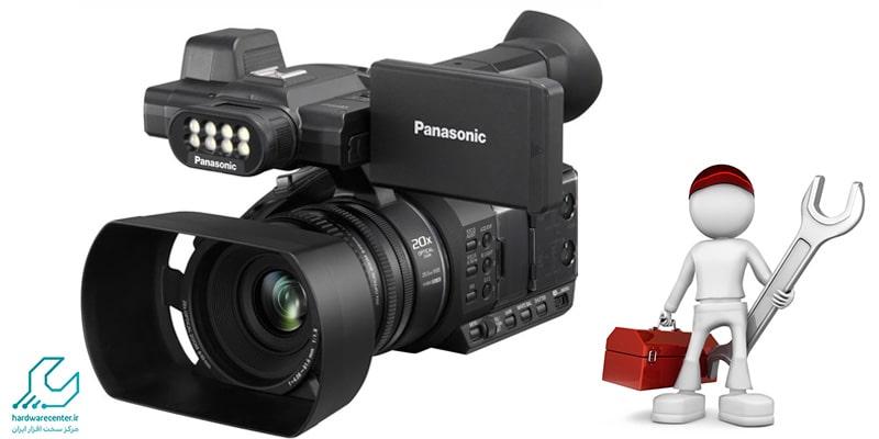تعمیر دوربین فیلمبرداری پاناسونیک