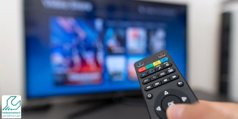 مرتب سازی کانال های تلویزیون پاناسونیک